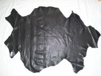 Lamaleder Farbe schwarz, 1mm dick, 0,53 qm