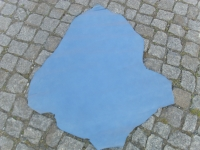 Känguruleder, ganze Haut,  0,47 qm, 1,0 mm dick, Farbe taupe