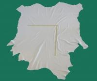 Rindlederhaut 4,32 m², weiß, 1,5 mm (WS 044) Polsterleder