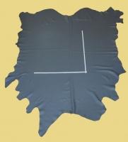 Rindlederhaut 6,19 m², dunkelgrau 1,3-1,5 mm, Polsterleder (GR 026)