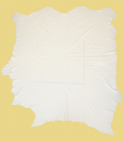 Rindlederhaut 6,30 m², Palomina-Naturweiß, 1,5-1,7 mm (WS 031 A) Polsterleder