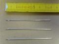 Sattlernadeln, Handnähnadeln, stumpfe Spitze, 80 mm x 1,4 mm