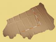 Rindlederhaut 5,99 m², weiß, 1,5 mm (WS 041) Polsterleder