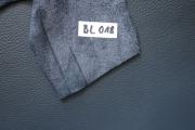 Rindlederhaut 4,55 m², graublau, 2,4 mm (BL 018) Polsterleder