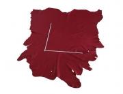 Rindlederhaut 5,06 m², rot, 1,8 mm (RO 007) Polsterleder