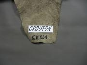 Rindlederhaut 5,27 m², grau 1,4-1,5 mm, Polsterleder (GR 001)