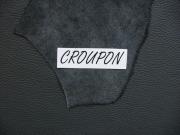 Rindlederhaut 5,51 m², grau 1,1-1,3 mm, Polsterleder (GR 072)