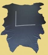 Rindlederhaut 5,76 m², dunkel-braun, 1,3-1,5 mm (BR 057) Polsterleder