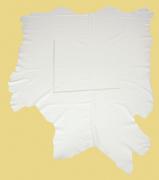 Rindlederhaut 5,80 m², Weiß, 1,4 mm (WS 013) Polsterleder
