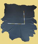 Rindlederhaut 5,49 m², dunkelgrau 1,6-1,8 mm, Polsterleder (GR 048)