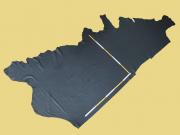 1/2 anilin-Rindlederhaut 3,10 m², Anthrazit-grau 1,2-1,3 mm, Polsterleder (GR 121)