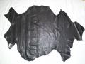 Lamaleder Farbe schwarz, 1mm dick, 0,70 qm